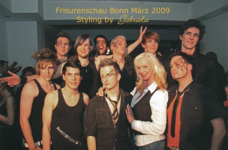 Frisurenschau Bonn