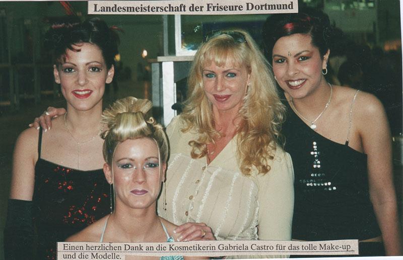 Landesmeisterschaft der Frisuere Dortmund
